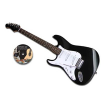 Ff# Guitarra Electrica Zurda + Dvd Envios Garantia