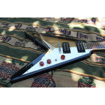 Guitarra Electrica Flying V De Luthier