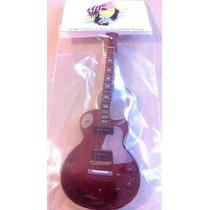 Guitarra Llavero Les Paul Special Bob Marley