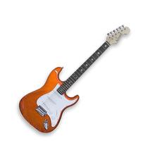 Guitarra Eléctrica Accord Kts-200 Naranja Audiomasmusica