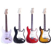 Excelente Guitarra Electrica Stratocaster Parquer - La Roca