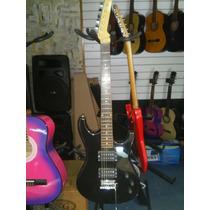 Guitarra Electrica Emme 2 Microfono Doble Super Liviana
