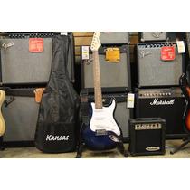 Oferta! Guitarra Electrica, Ampli10w, Cable, Correa Y Funda!