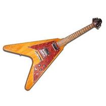 Guitarra Electrica Faim T/ Flecha V Gibson Envio Garantia