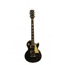Guitarra Electrica Tipo Les Paul Parquer Lp300bk