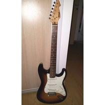 Guitarra Eléctrica Midland Stratocaster / Funda Gratis!