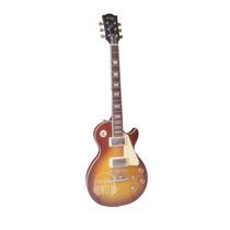 Guitarra Eléctrica Parquer Tipo Les Paul Lp Maple Flameado