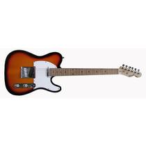 Guitarra Eléctrica Midland Heg-350, 2 Simples!