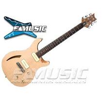 Guitarra Electrica Prs Se Custom Semi Holow Media Caja Caoba