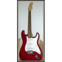Guitarra Eléctrica Marca Kingo Nueva C/ Funda Permuto