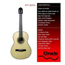 Guitarra Clasica Criolla Gracia M9 Nueva