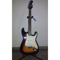 Guitarra Electrica Lazer Stratocaster