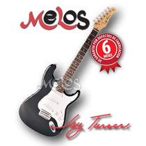 Guitarra Electrica Jay Turser Strato Nueva Con Garantia