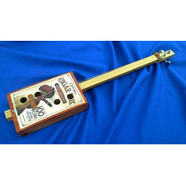 Cigar Box Guitar Viajera (50 Cm)