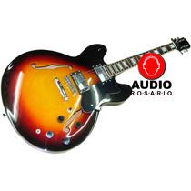 Texas E60 Guitarra Hollow Body