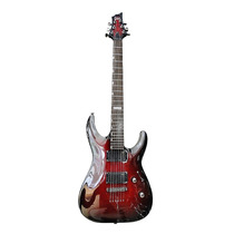 Guitarra Eléctrica 6 Cuerdas Esp Ltd H-330fm Nt Nueva!!!