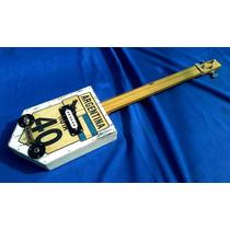 Cigar Box Guitar Ruta 40