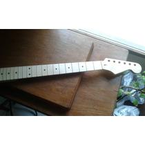 Mástil Guitarra Stratocaster Nuevo Maple! Oferta Luthier