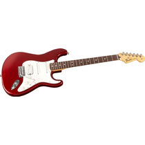 Squier Stratocaster Standard Rwn Candy Apple Red Guitarra