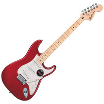 Squier Guitarra Stratocaster California Mn Candy Apple Red
