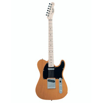 Squier Guitarra Eléctrica Telecaster Affinity Mn, Natural