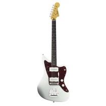 Squier Guitarra Electrica Jazzmaster Vintage Modified Blanca