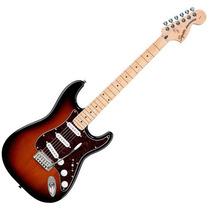 Guitarra Elec Squier Stratocaster Standard Mn Antique Burst