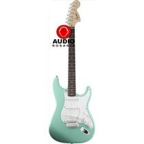 Fender Squier 0310600557 Stratocaster Affinity Surf Green