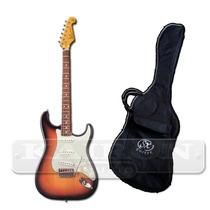 Guitarra Electrica Sx Fst62 Stratocaster + Funda Sx