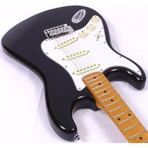 Guitarra Electrica Sx Stratocaster 57 Vtg Series Maple Negra