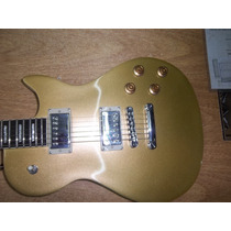 Guitarra Eléctrica Washburn Win Std Gold Top