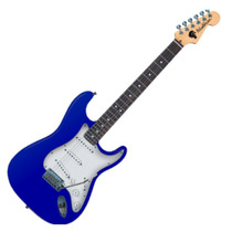 Washburn We20mbl, Guitarra Electrica Tipo Stratocaster