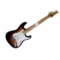 Washburn We20ts Guitarra Elec Tipo Strato Mic Doble 2 Simple