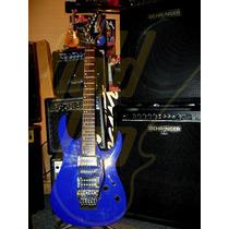 Guitarra Eléctrica Washburn Wr154 - Puente Floyd Rose