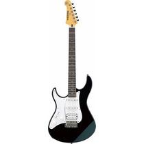 Guitarra Yamaha Pacifica Pac112jl Bl Black Negra Para Zurdos