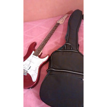 Vendo Guitarra Electrica Con Funda