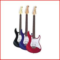 Guitarra Yamaha Pacifica Pac012 Strato.12 Cuotas- En Palermo