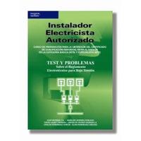 Instalador Electricista Autorizado Test Y Problemas Import