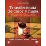 Transferencia De Calor Y Masa Cengel 4 Edicion