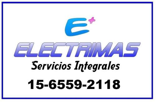 Electricista Matriculado Dci Medicion De Jabalina Copime