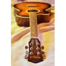 Guitarra Electroacustica Midland P/ Zurdos.aproveche!