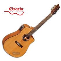 Guitarra Gracia Electroacustica Mod 115 Eq C/prener Y Coil