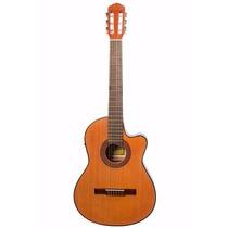 Gracia M8eq Guitarra Electroacustica Nylon