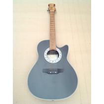 Combo Guitarra Electro Acustica C/ Eq Y Afinador T/ Ovation
