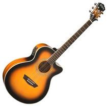 Washburn Ea14tb, Guitarra Electroacustica