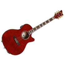 Guitarra Electroacustica Ltd By Esp Ac30 Eqm Con Eq - Envios