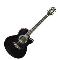 Guitara Electroacustica Con Mic Y Eq Afinador Incorporado