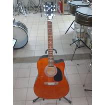 Guitarra Electroacustica Parquer Natural Eq 3 Bandas Edenlp