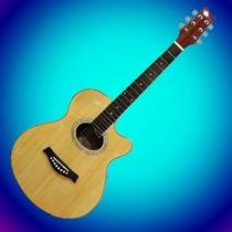 Guitarra Electro Acustica Aranjues 4 Canales Mas Afinador