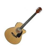 Guitarra Shelter Electroacustica